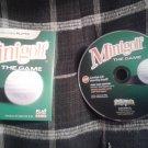 Mini Golf The game