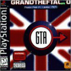 Grand Theft Auto London Mission Pack