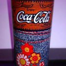 "McDonald's Western The Denim Collection Flower Bandanna Coke 6"" Coca-Cola"