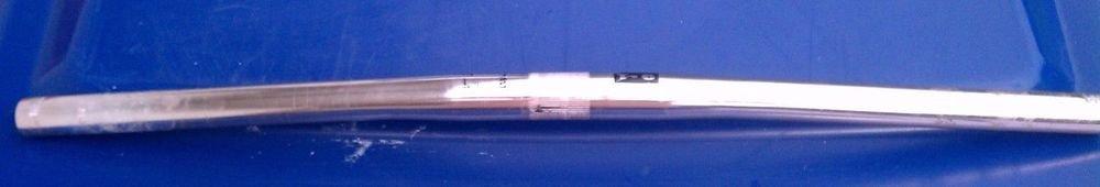 Marin M LITE MTB FIXIE Cruiser T-6 aluminum No Rise Handlebars Silver