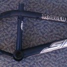 "SE Racing Mauler 2.0 Frame Flat Black 20"" top tube strong 1020 Certified HI TEN"