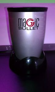 Magic Bullet Blender w/ Cups, Blades, Covers, Lids, Seals