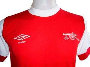 Arsenal 1980 XL Size Shirt