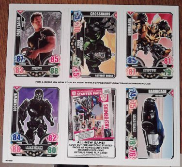 Topps Trading cards NEW