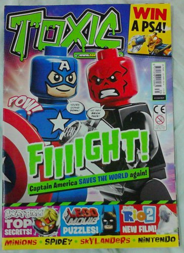 A silly magazine {Comics}