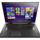 """Lenovo 17.3"""" Y70-70 Touch Screen i7-4720HQ 16GB 4GB GTX 860M 1TB SSHD 1080P WTY-4342"""