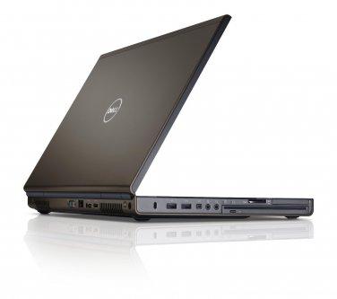 Dell Precision M4600 Extreme Edition i7-2960XM 2GB QUADO 2000M 256GB SSD 8GB RAM -4305