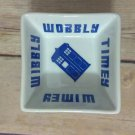 Dr Who ring dish - Time Lord ring dish - wibbly wobbly timey wimey ring dish