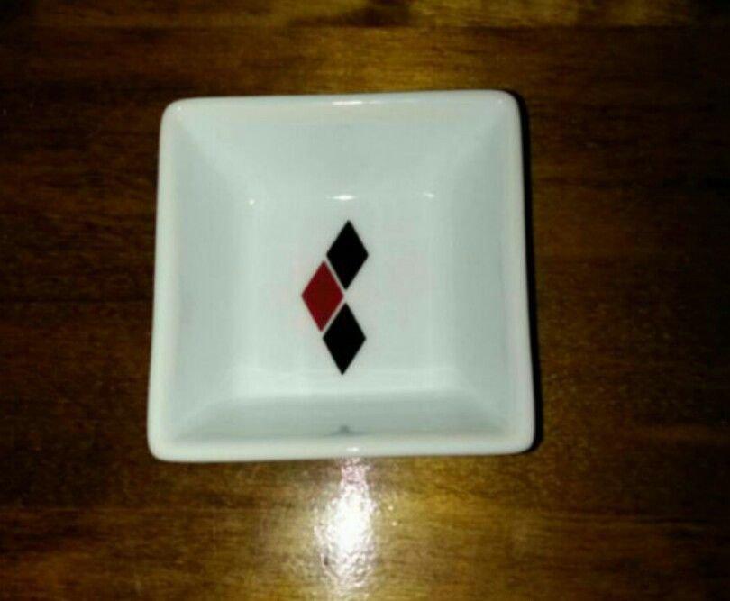 Harley Quinn wedding gift ring dish - ring dish - trinket