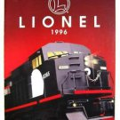 1996 Lionel Toys O Scale Train Litho Catalog Accessories 11748 18226 19164 19154