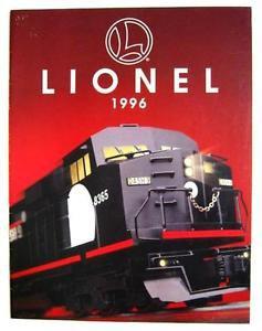 1996 Lionel Toys O Scale Train Litho Catalog Accessories 11748 18226 19164 19154