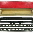 Vintage HO Scale Custom Built Pullman Streamliner Car w/Metal Trucks