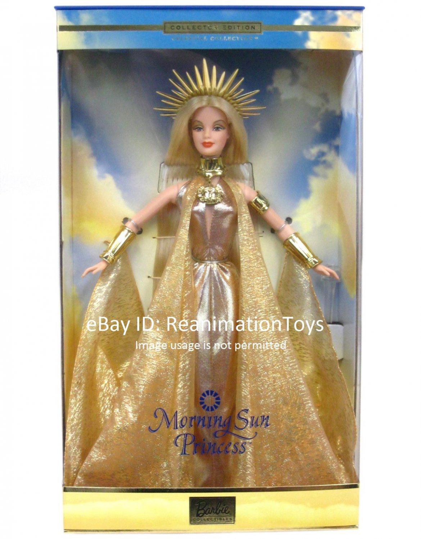 Barbie Celestial Morning Sun Princess Mystical Sky Goddess Doll Mint New NRFB