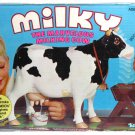 Vintage 1977 Kenner Milky the Marvelous Milking Holstein Dairy Cow w/Box Insert