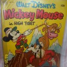 Mickey Mouse High Tibet   Apr-May 1952 Issue 387