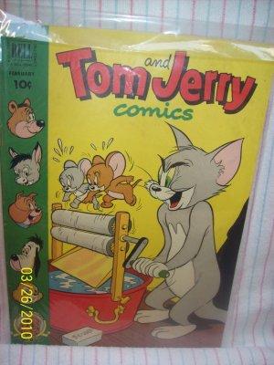 Tom & Jerry Comics  Feb 1952, Vol I, Issue 91