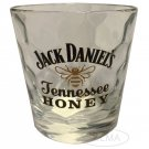 Jack Daniel's Tennessee Honey Old Fashioned Glass DOF Faceted Glass Italian Barware