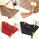 New Lady Women Hobo Shoulder Bag Messenger Purse Satchel Tote Tassel Handbag HS