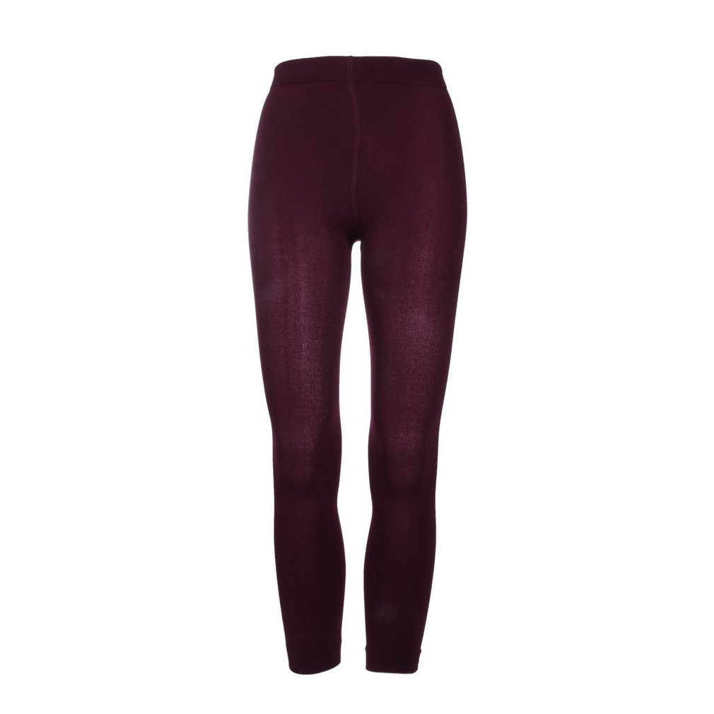 Women Warm Winter Thick Footless Skinny Slim Leggings Stretch Pants  H5