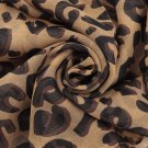 Fashion Women Long Style Wrap Lady Shawl Leopard Scarf Scarves Stole New #&
