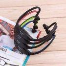 USB Sport Running MP3 Music Player Wireless Headset Headphone Earphone TFSlot HS