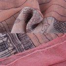 Elegant Women Long Print Cotton Scarf Wrap Ladies Shawl Large Silk Scarves #&