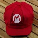 Chic Luigi Super Mario Bros Cosplay Adult Size Hat Cap Baseball Costume New  H5