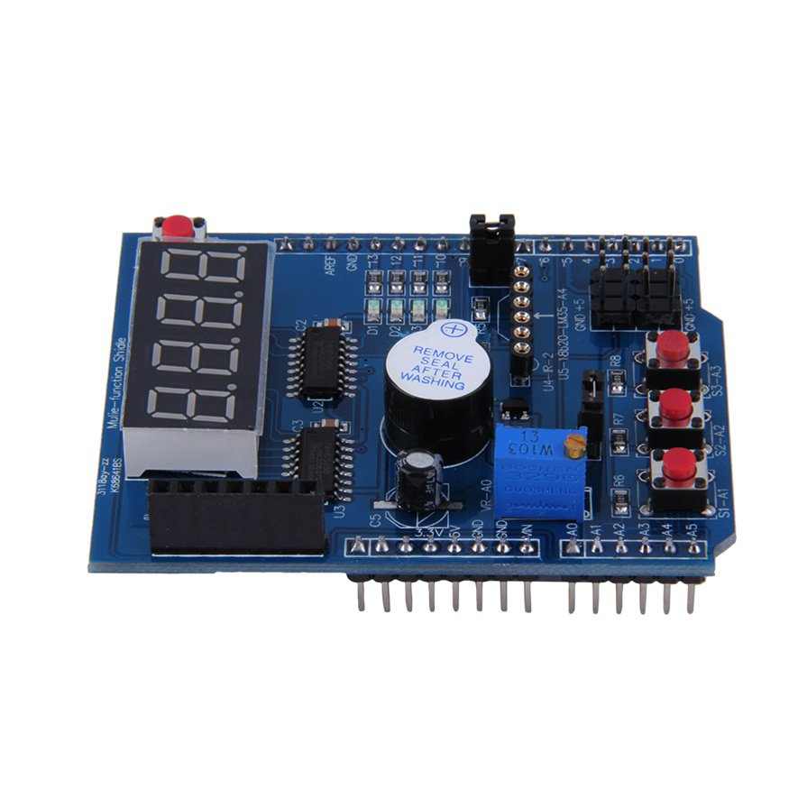 New Multifunctional Expansion Learning Development Sensor shield / board #S