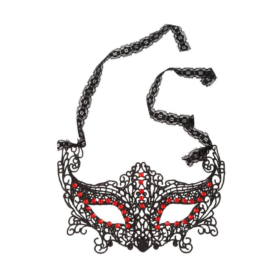 Venetian Lace Eye Mask For Masquerade Ball Halloween Party Dress Costume HS