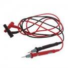 2x Electric probe Pen Digital Multimeter Voltmeter Ammeter Cable Tester #E