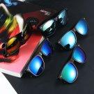Classic Mirrored Wayfarer Sunglasses Cool Shades UV400 Mens Women Unisex HS