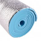 Blue 180 * 60 * 0.6cm Thick Mat Pad for Leisure Picnic Exercise Fitness Yoga HP