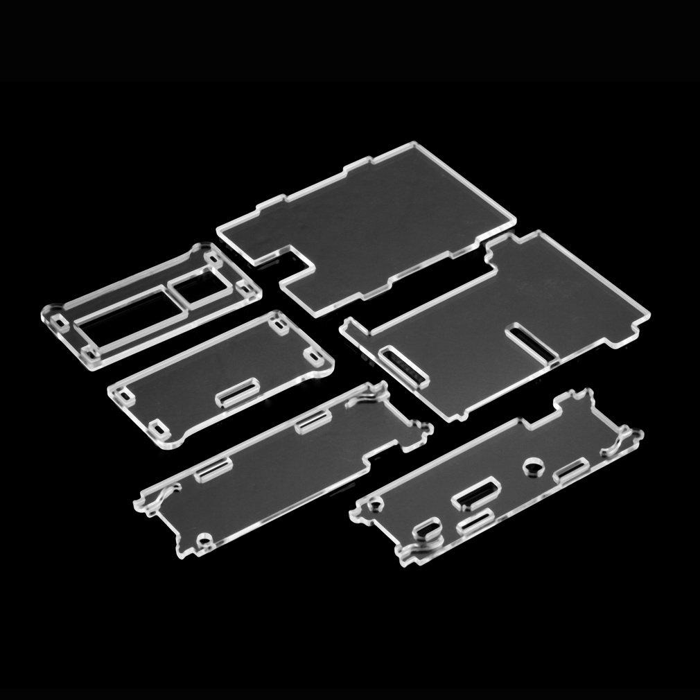 For Raspberry Pi B+ Model Premium Colorful Acrylic Box Shell Enclosure New #h