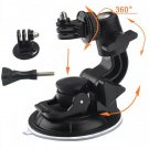 9CM Multi Purpose Suction Cup Mount Car Vehicle Holder For Gopro4 3 3 Camera #J