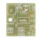Perfect Doorbell Electronic DIY Kit for Home Security 6V PCB 3.9 x 3.5 cm #R
