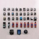 New Ultimate 37 in 1 Sensor Modules Kit for Arduino & MCU Education User HH