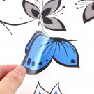 Home Decor Butterfly Wall Sticker Room Wall Art Decal Mural Sticker DIY @*