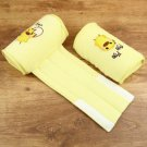 Baby Toddler Safe Cotton Anti Roll Pillow Sleep Head Positioner Anti-rollover H5