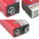 6F22 9V 9 V Heavy Duty Battery for GM300 Non-Contact IR Infrared Thermometer H2