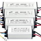 LED Driver High Power supply AC 110-265V 50/60HZ 10W 20W 30W 50W Waterproof #~