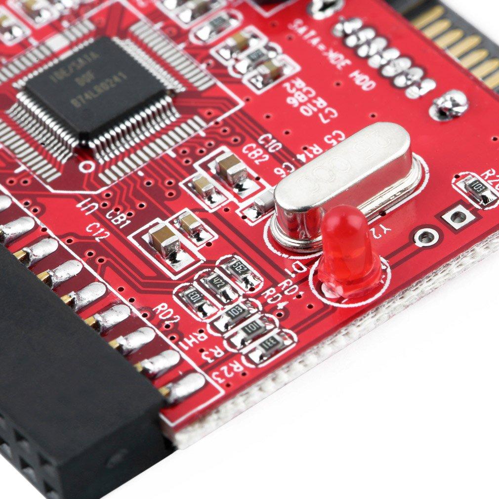 NEW IDE HDD to SATA Serial ATA Converter Adapter H7