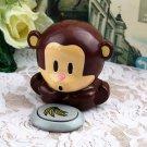 New Cute Monkey Hand Nail Art Tips Polish Dryer Blower Manicure #h