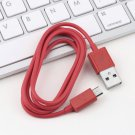 1m 3ft Round V8 USB to Micro USB Charge Data Cable for Samsung HTC Motorola HS