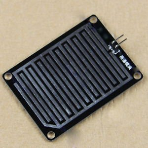 Rain Weather Module Raindrops Detection Sensor Moduel Humidity For Arduino #D