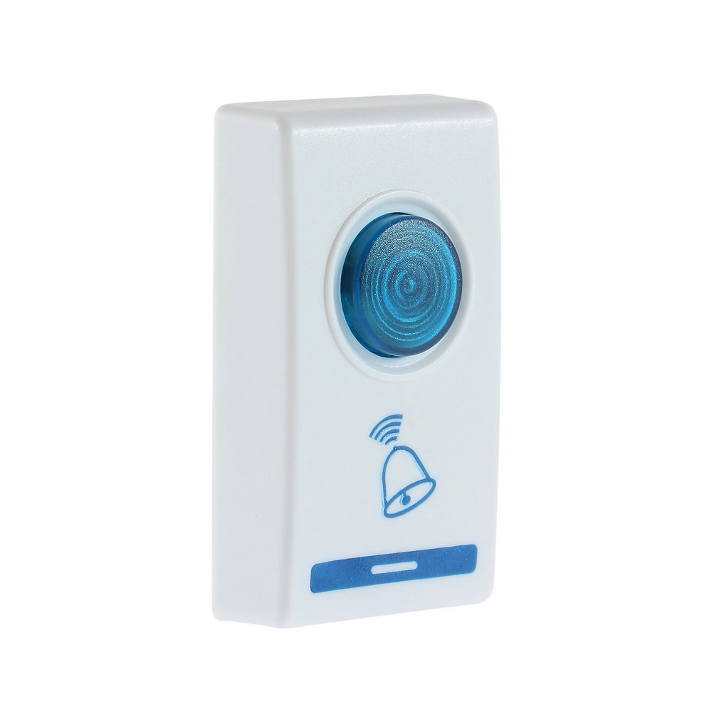 LED Wireless Chime Door Bell Doorbell & Wireles Remote control 32 Tune Songs HS