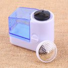 Mini Electric Fuzz Cloth Pill Lint Remover Wool Sweater Fabric Shaver Trimmer #~
