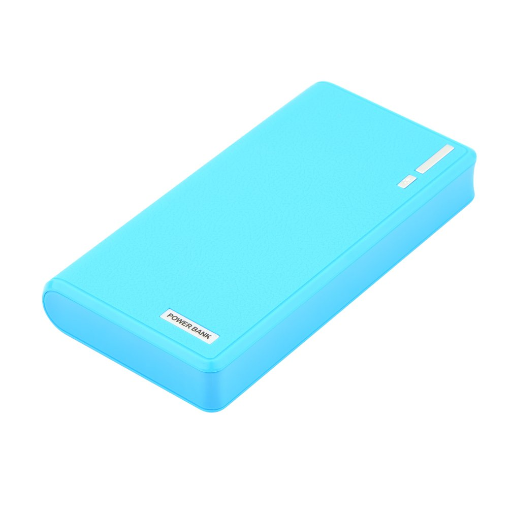 50000mAh External Power Bank Backup LED Dual USB Battery Charger for iPhone HS