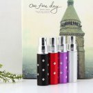 Amazing Travel Perfume Atomizer Refillable Spray Empty Bottle #A