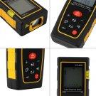 40M Handheld Digital Laser Distance Meter Range Finder Measure Diastimeter HS