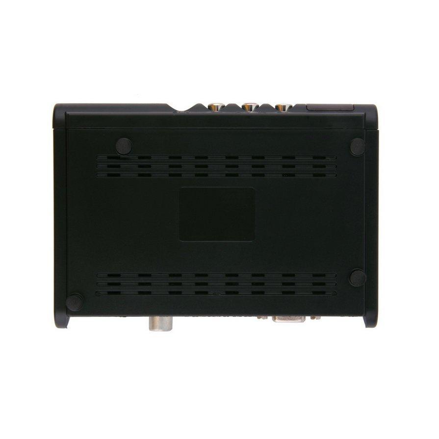 Digital Computer TV Programs Tuner Receiver Dongle Monitor Black LCD TV Box HH